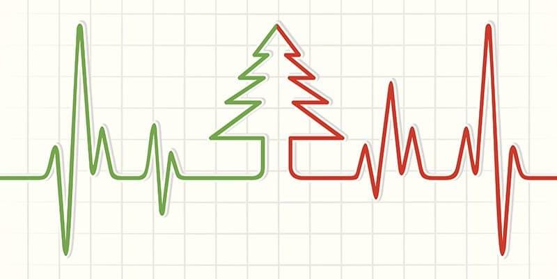 Christmas Tree EKG